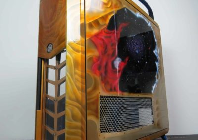 Cooler Master Cosmos II Case Mod By Singularity Computers