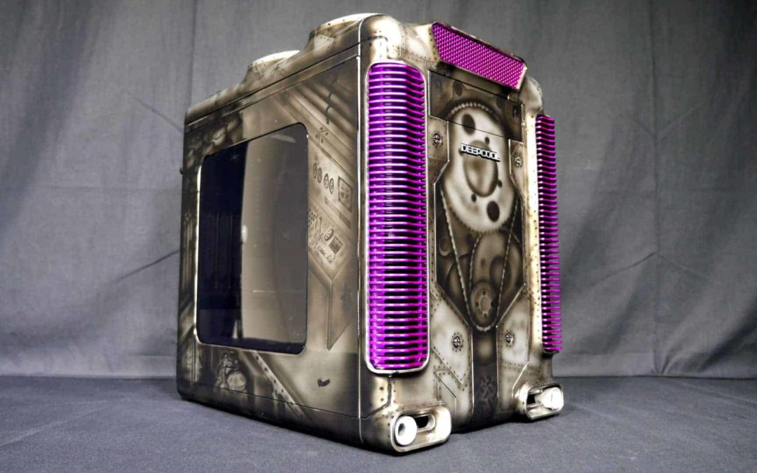 Singularity Computers Giveaway [Closed]
