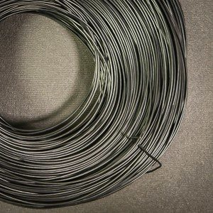 Wire 18AWG Black