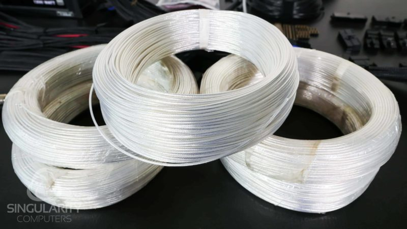 Silver Plated Wire 18AWG