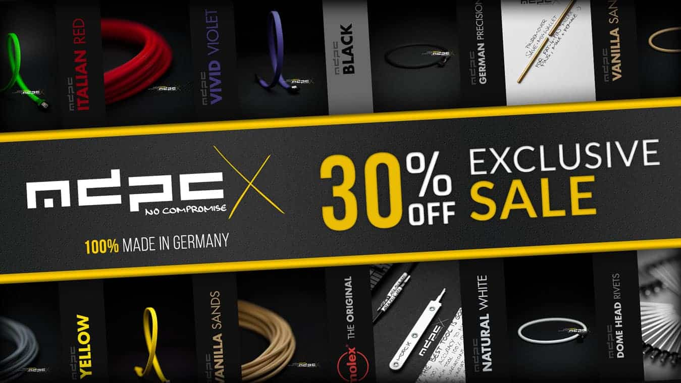 30% off MDPC-X Product