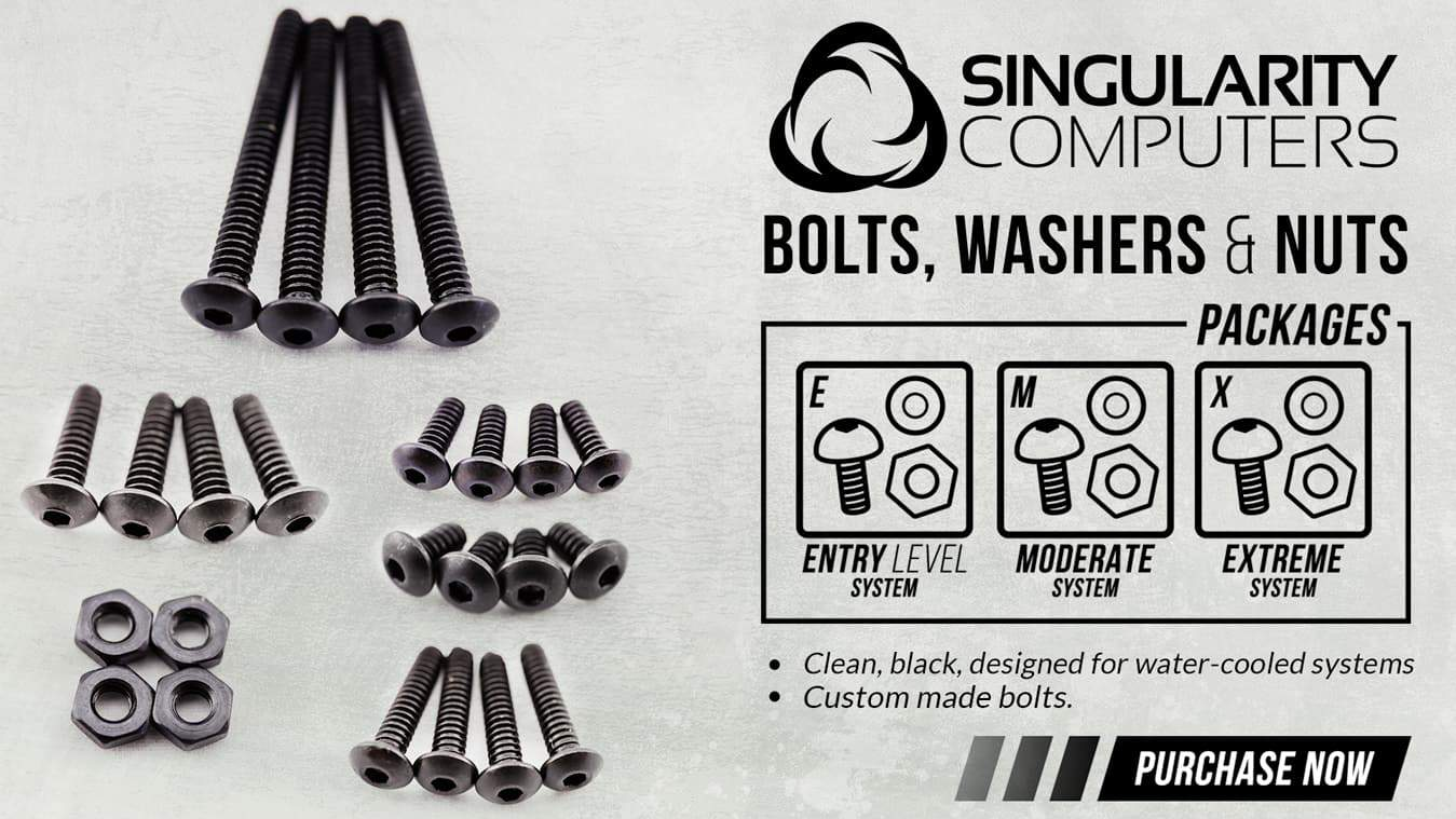 SC Bolt Packs Now Available