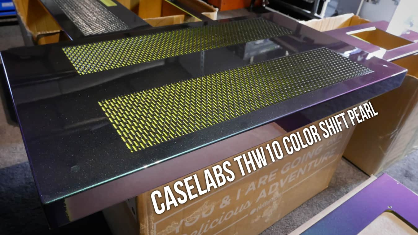 Caselabs THW10 Color Shift Pearl