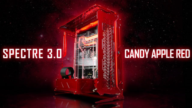 Spectre 3.0 Candy Apple Red